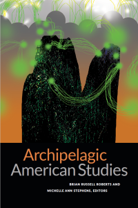An alternate (unpublished) version of the front cover for Archipelagic American Studies, based on Fidalis's Bali Hai Series-II