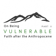 On Being Vulnerable, Part II: Faith after the Anthropocene