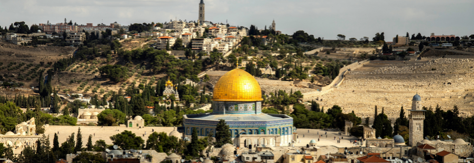 """Widening Rings of Being"": Lessons in Humanity from the Holy Land"