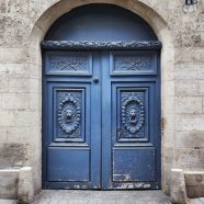 Historical Portals in the City of Lights