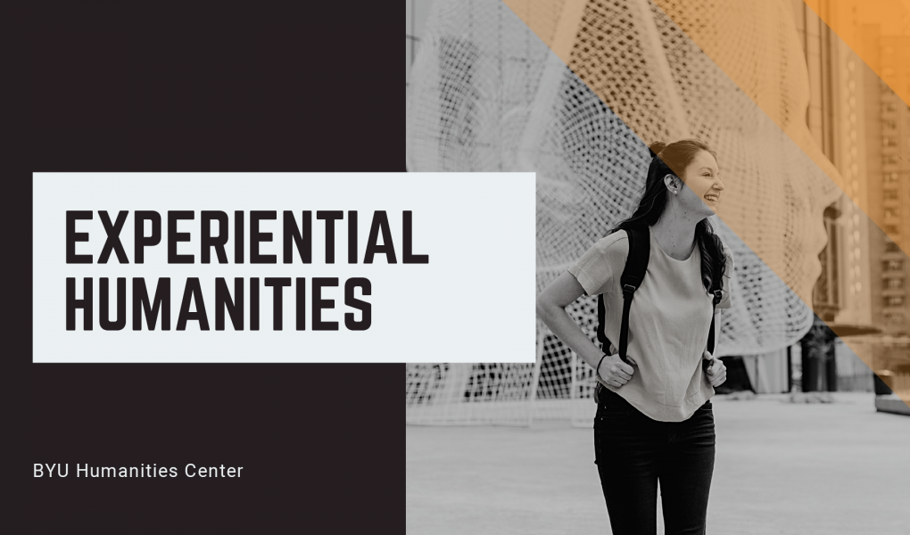 Experiential Humanities web banner