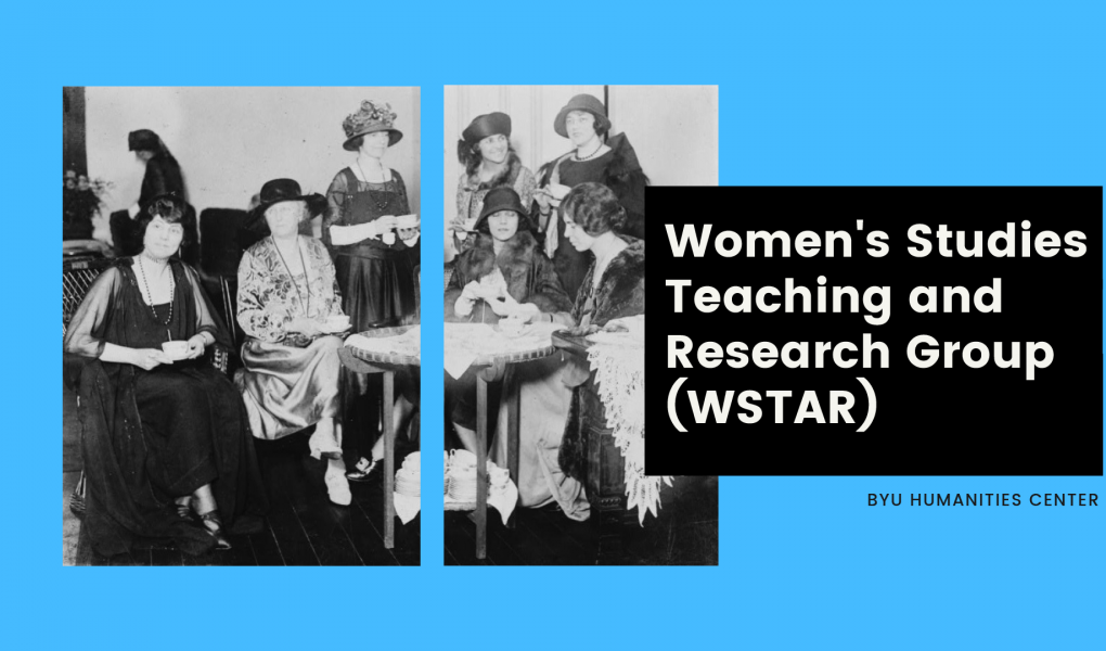 Women's Studies Teaching and Research web banner